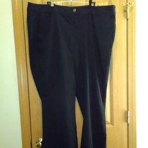LB/Lane Bryant Stretch Dress Pants Sz: 28S EUC!